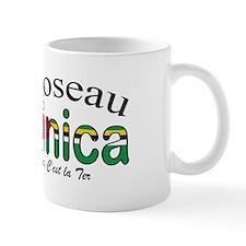 Roseau Dominica  Mug
