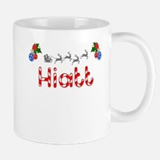 Hiatt, Christmas Mug