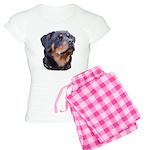 bitchhead2glow.png Women's Light Pajamas
