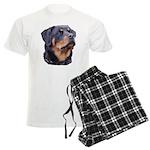 bitchhead2glow.png Men's Light Pajamas