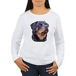 bitchhead2glow.png Women's Long Sleeve T-Shirt