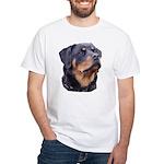 bitchhead2glow.png White T-Shirt