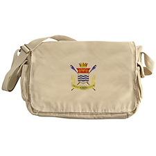 TRC Logo Messenger Bag