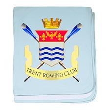 TRC Logo baby blanket