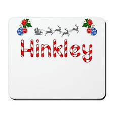 Hinkley, Christmas Mousepad