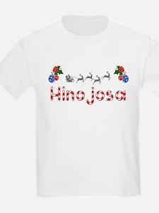 Hinojosa, Christmas T-Shirt
