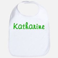 Katharine Glitter Gel Bib