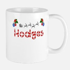 Hodges, Christmas Small Small Mug