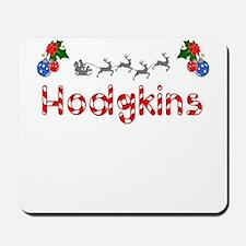 Hodgkins, Christmas Mousepad