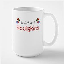 Hodgkins, Christmas Large Mug