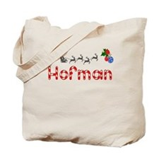 Hofman, Christmas Tote Bag