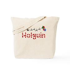 Holguin, Christmas Tote Bag