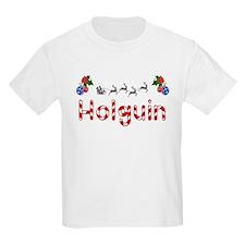 Holguin, Christmas T-Shirt