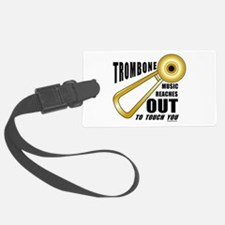 Trombone Touch Luggage Tag