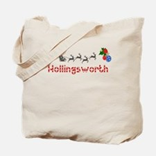 Hollingsworth, Christmas Tote Bag