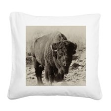 Unique Ancient mammals Square Canvas Pillow