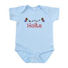 Holte, Christmas Infant Bodysuit
