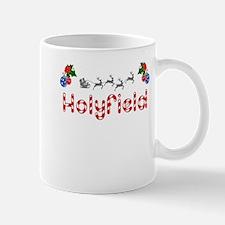Holyfield, Christmas Mug
