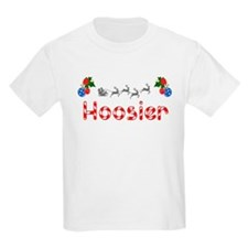 Hoosier, Christmas T-Shirt