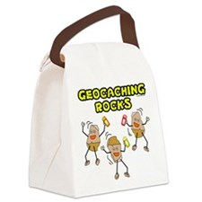 FxGeoCreedYel.png Canvas Lunch Bag