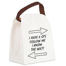 SLfollowBLKArrGray.png Canvas Lunch Bag