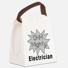 Ohm MIghty Canvas Lunch Bag