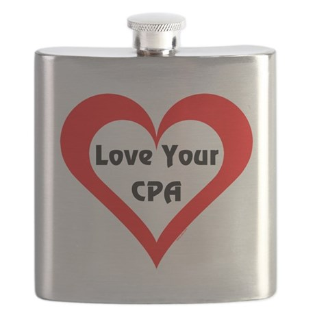 Love Your CPA Flask