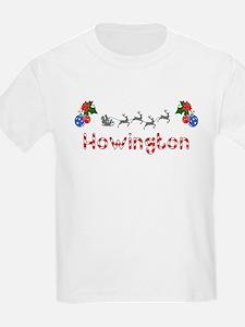 Howington, Christmas T-Shirt