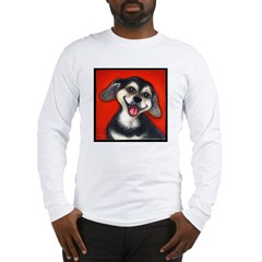 Terrier Dachshund Long Sleeve T-Shirt