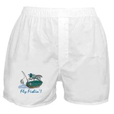 Fly Fishing Boxer Shorts