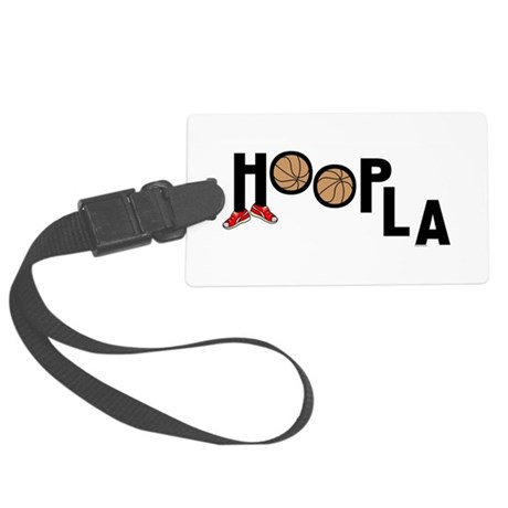 Hoopla Large Luggage Tag