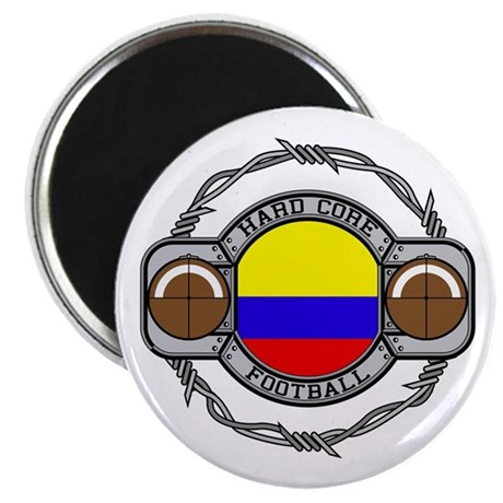 Colombia Football Magnet