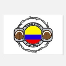 Colombia Football Postcards (Package of 8)