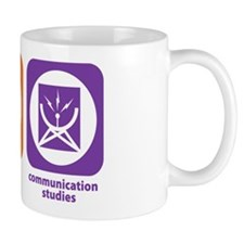 Eat Sleep Communications Mug