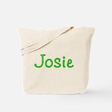 Josie Glitter Gel Tote Bag