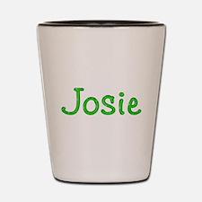Josie Glitter Gel Shot Glass