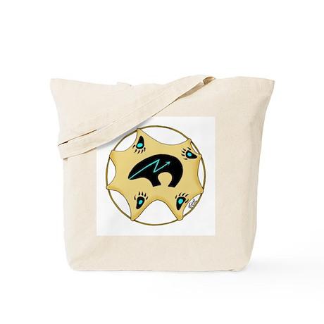 Zuni Bear Tote Bag