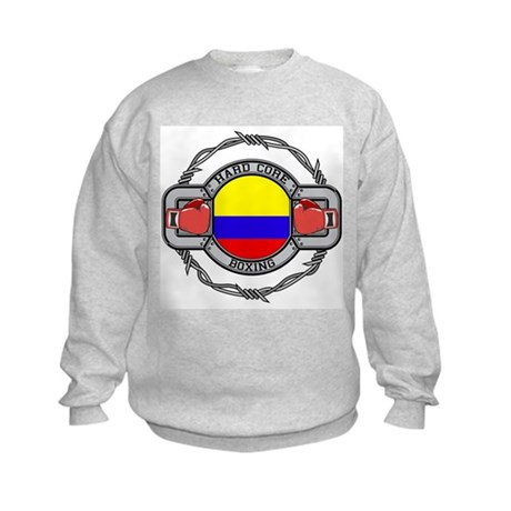 Colombia Boxing Kids Sweatshirt