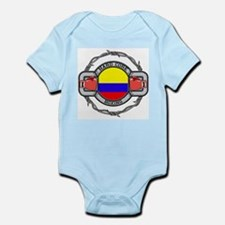 Colombia Boxing Infant Bodysuit