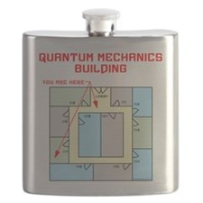 Quantum Mechanics Building Flask