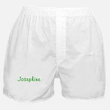 Josephine Glitter Gel Boxer Shorts