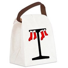 I Beam Stockings Canvas Lunch Bag