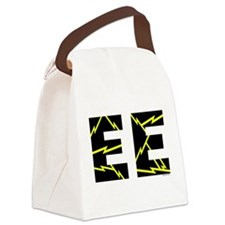 Charged EE Canvas Lunch Bag