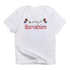 Ibrahim, Christmas Infant T-Shirt