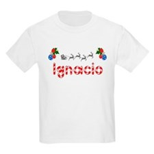 Ignacio, Christmas T-Shirt