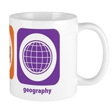 Eat Sleep Geography Mug