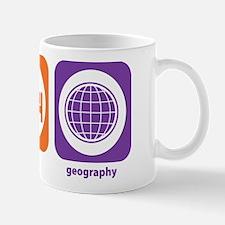 Eat Sleep Geography Mug