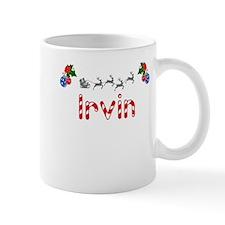 Irvin, Christmas Mug