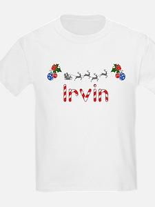 Irvin, Christmas T-Shirt