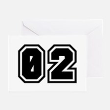 SPORTS JERSEY 02 Greeting Cards (Pk of 10)